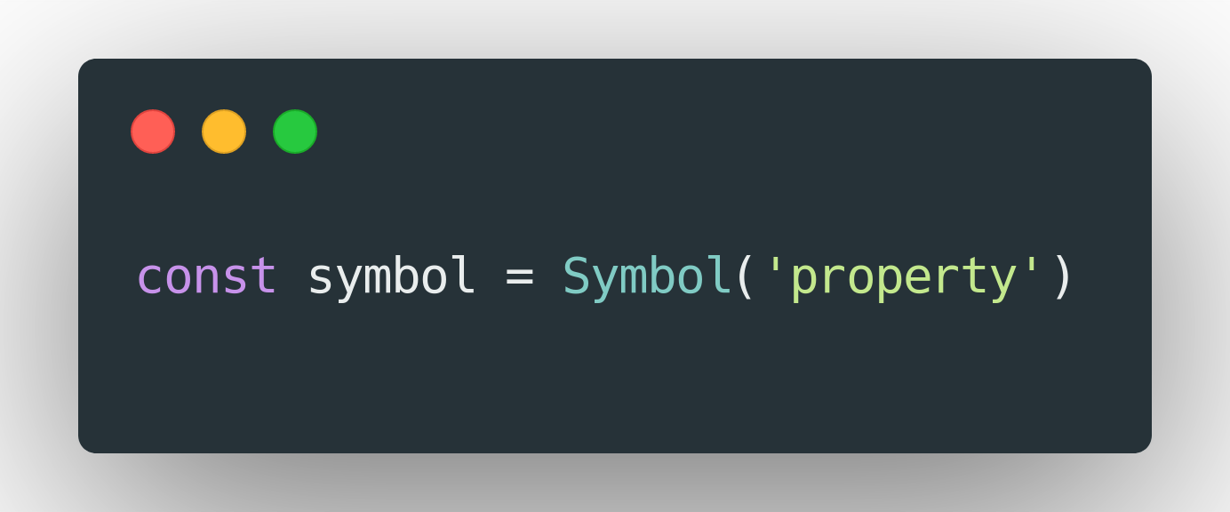 Deep dive into ES6 Symbols