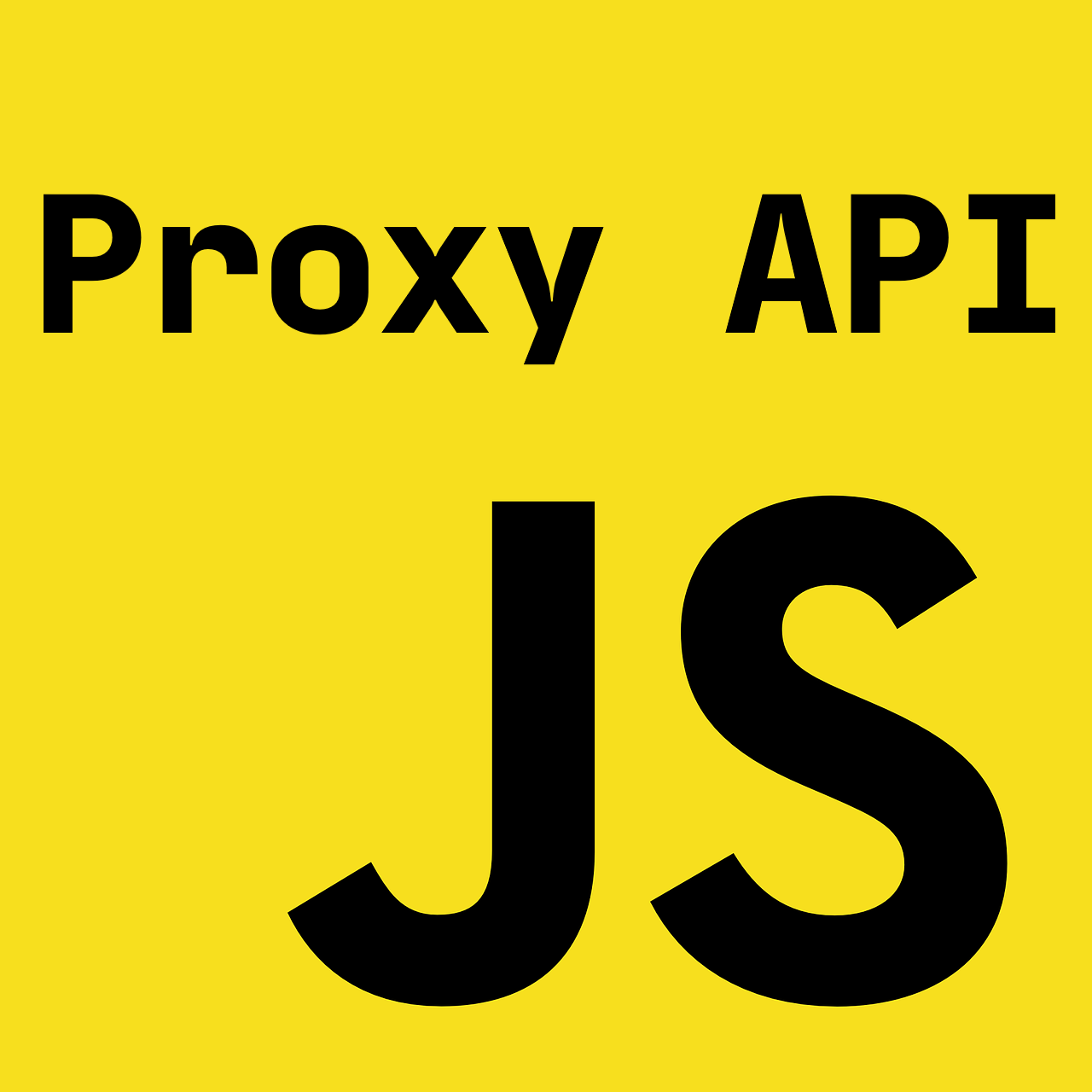 To infinity and beyond with JavaScript Proxy API