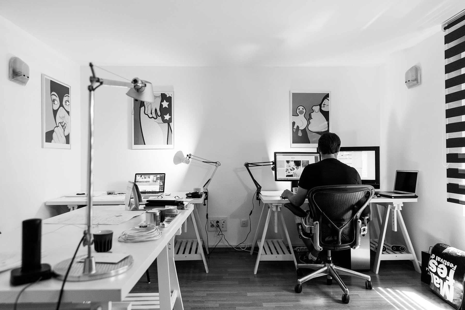8 Really Terrible Tips For Working From Home
