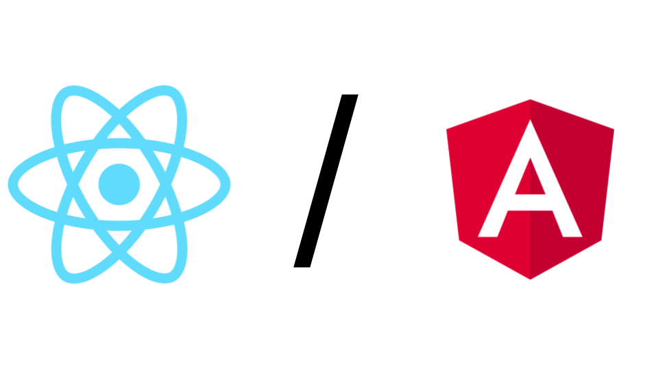 React Vs Angular: 2020 Edition